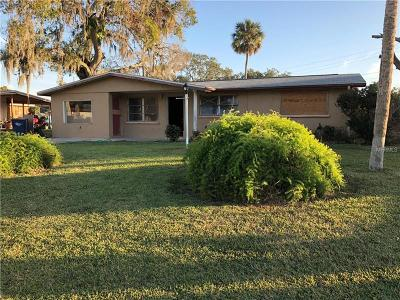 Palmetto Single Family Home For Sale: 903 32nd Street E