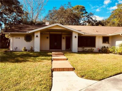 Sarasota Single Family Home For Sale: 4718 Camphor Avenue