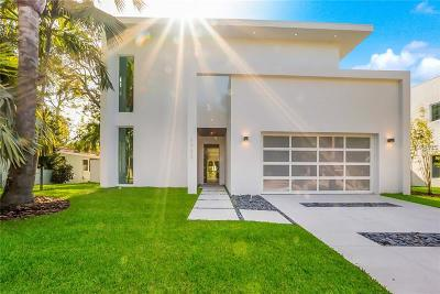 Sarasota FL Single Family Home For Sale: $1,949,500