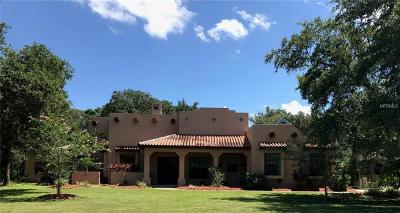 Single Family Home For Sale: 1737 Palm View Road