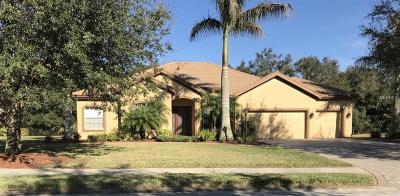 Bradenton Single Family Home For Sale: 14743 2nd Avenue Circle NE