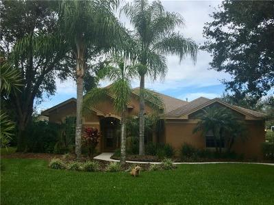 Hernando County, Hillsborough County, Pasco County, Pinellas County Single Family Home For Sale: 6106 Kingbird Manor Drive