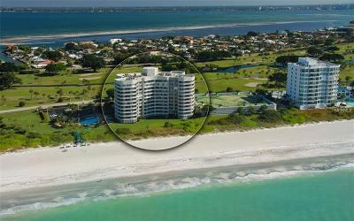 Longboat Key Condo For Sale: 775 Longboat Club Road #406