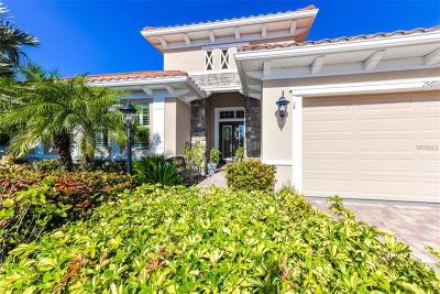 Lakewood Ranch Single Family Home For Sale: 15607 Leven Links Place