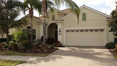 Lakewood Ranch Single Family Home For Sale: 14438 Stirling Drive