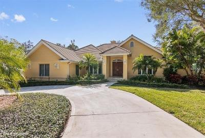 Osprey Single Family Home For Sale: 73 Sugar Mill Drive