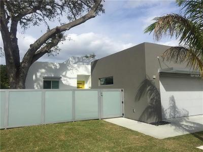 Sarasota Single Family Home For Sale: 2235 Bougainvillea Street