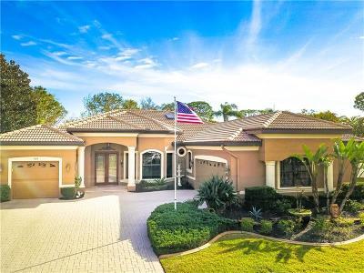 Sarasota Single Family Home For Sale: 7525 Palmer Glen Circle