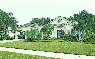 Bradenton Single Family Home For Sale: 4522 4th Avenue E