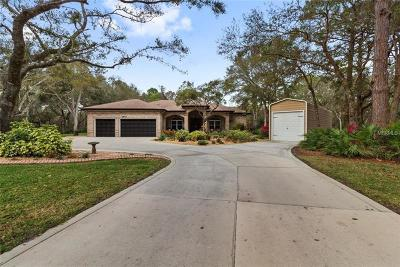 Single Family Home For Sale: 4646 Hidden Forest Drive