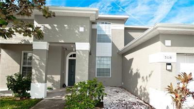 Bradenton Single Family Home For Sale: 5116 54th Street W