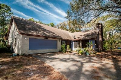 Single Family Home For Sale: 4607 Mink Road