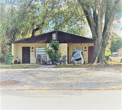Sarasota Multi Family Home For Sale: 2120 Central Avenue