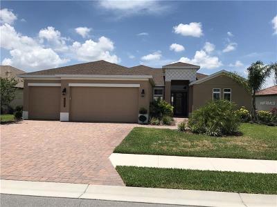 Bradenton Single Family Home For Sale: 633 Rosemary Circle
