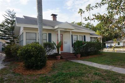 Bradenton Single Family Home For Sale: 1404 22nd Street W