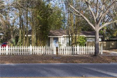Sarasota Single Family Home For Sale: 201 S Shade Avenue