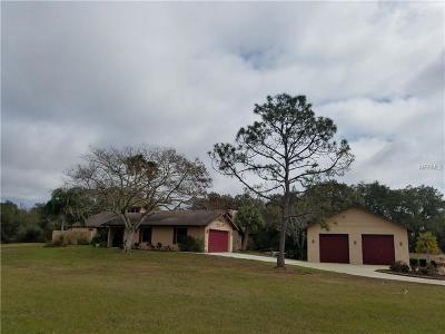 Sarasota Single Family Home For Sale: 7368 Palomino Lane