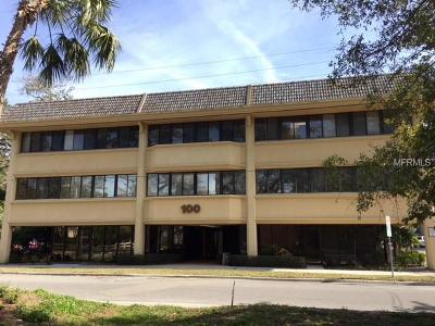 Sarasota Commercial For Sale: 100 Wallace Avenue #250