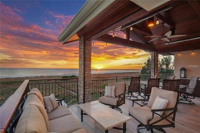 Bradenton, Longboat Key, Sarasota, Longboat, Nokomis, North Venice, Osprey, Siesta Key, Venice Condo For Sale: 612 Beach Road #302
