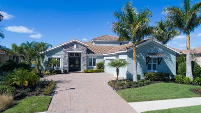 Venice Single Family Home For Sale: 20123 Passagio Drive