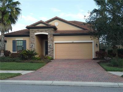 Bradenton Single Family Home For Sale: 4687 Royal Dornoch Circle