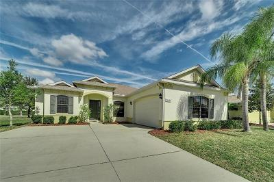 Suncoast Lakes Single Family Home For Sale: 24444 Lakeview Place