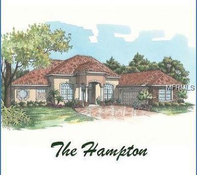 Tavares Single Family Home For Sale: Lot C21 Sawgrass Run