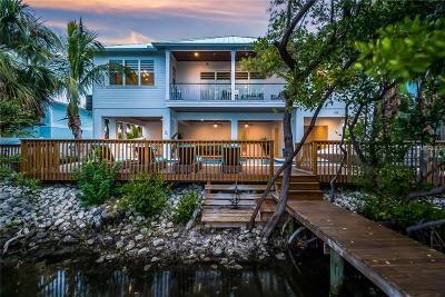 Anna Maria Single Family Home For Sale: 108 Gull Drive