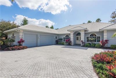 Sarasota Single Family Home For Sale: 4208 Palacio Drive