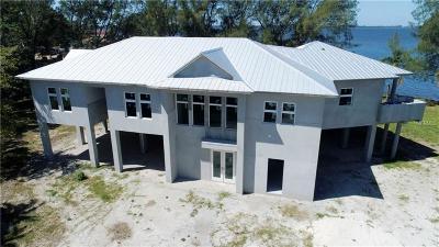 Bradenton Single Family Home For Sale: 1136 Palma Sola Boulevard