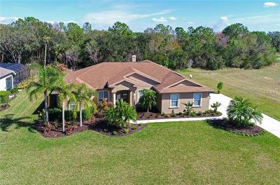 Parrish Single Family Home For Sale: 2508 155th Avenue E