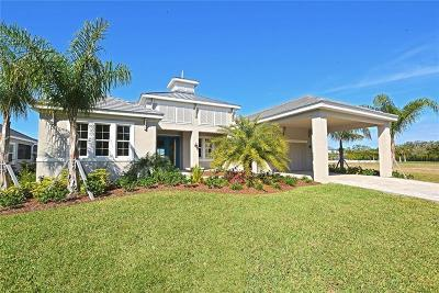 Bradenton Single Family Home For Sale: 552 Regatta Way