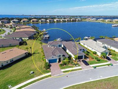 Bradenton Single Family Home For Sale: 1002 Overlook Court
