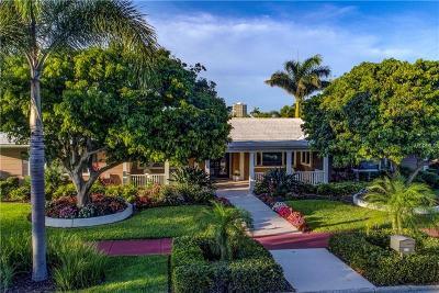 Sarasota Single Family Home For Sale: 370 S Washington Drive