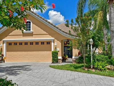 Lakewood Ranch Single Family Home For Sale: 6601 Pebble Beach Way