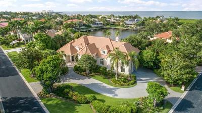 Longboat Key, Longboat Single Family Home For Sale: 501 Harbor Point Road