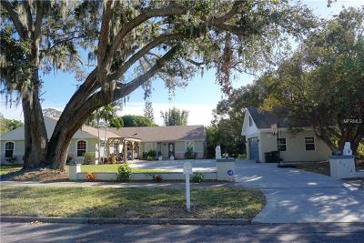 Sarasota Single Family Home For Sale: 7718 Westmoreland Drive