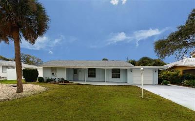 Venice Single Family Home For Sale: 417 Villas Drive