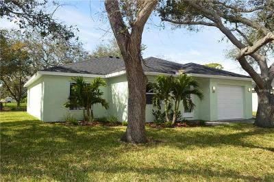 Sarasota Single Family Home For Sale: 2880 S Shade Avenue