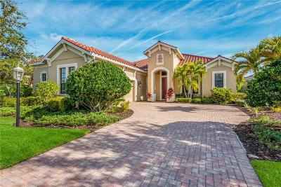 Lakewood Ranch Single Family Home For Sale: 7684 Silverwood Court