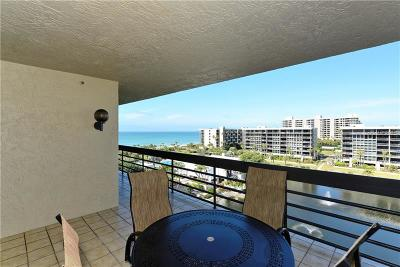 Longboat Key Condo For Sale: 1095 Gulf Of Mexico Drive #602