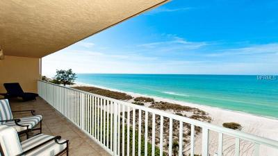 Longboat Key Condo For Sale: 4311 Gulf Of Mexico Drive #603