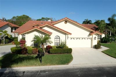 Sarasota Townhouse For Sale: 4691 Las Brisas Lane