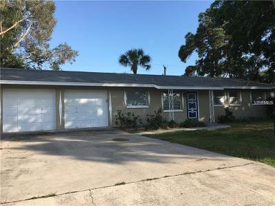 Sarasota Single Family Home For Sale: 2526 Constitution Boulevard