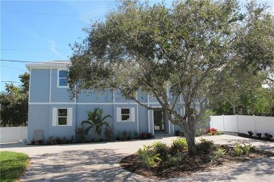 Sarasota Single Family Home For Sale: 5025 Sandy Beach Avenue