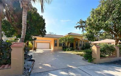 Bradenton Single Family Home For Sale: 7809 Manatee Avenue W