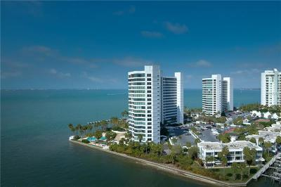 Sarasota Condo For Sale: 888 Blvd Of The Arts #1007