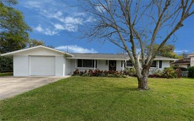 Sarasota Single Family Home For Sale: 6637 Anchor Way