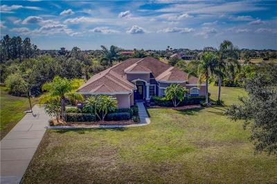 Bradenton Single Family Home For Sale: 8120 Snowy Egret Place
