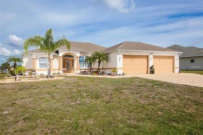 Port Charlotte Single Family Home For Sale: 17204 Horizon Lane